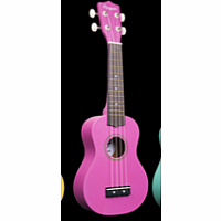 Purple Penguin Ukulele