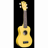 Yellow Penguin Ukulele