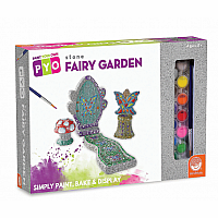Paint Your Own Stone: Fairy Garden