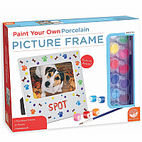 Paint Your Own Porcelain - Picture Frame