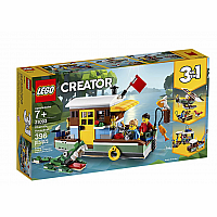LEGO® Creator 3in1 Riverside Houseboat
