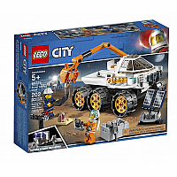 LEGO® City Space Rover Testing Drive