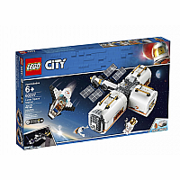 LEGO® City Space Lunar Space Station