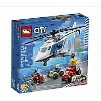 LEGO® City Police Police Helicopter Chase