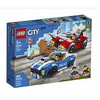 LEGO® City Police Police Highway Arrest
