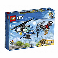 LEGO® City Police Sky Police Drone Chase