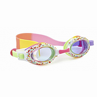 Dip Dot Yellow Birthday Goggles