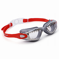 Red Jaws Goggles