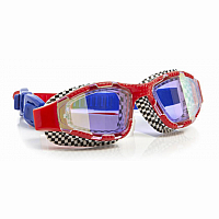 Belly Flop Red Street Goggles