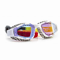 High Dive White Street Goggles