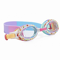 Dip Dot Plunge Pink Goggles