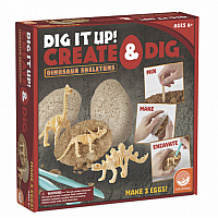 Create and Dig Dino Eggs