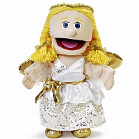 "14"" Angel Silly Puppet"