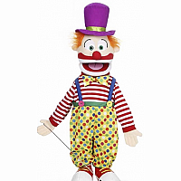 "25"" Clown Puppet"