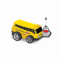 R/C School Bus Soft Body
