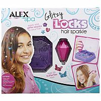 Spa Glitzy Locks
