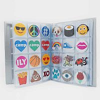 Stickerbeans Book
