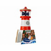 Fisher-Price Thomas Wooden Railway - Bluff's Cove Lighthouse