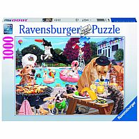 1000 pc Dog Days of Summer Puzzle