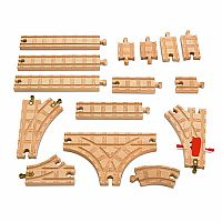 Thomas & Friends™ Wooden Railway Straight & Curved Expansion Pack