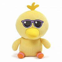 Big Bird Emoji Plush, 6 inches