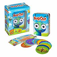 Bug Out Card Game