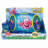 SUPER MR BUBBLE BLOWER DOUBLE