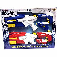 Battle Pack 6 pc Set