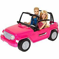 Barbie® and Ken® Jeep