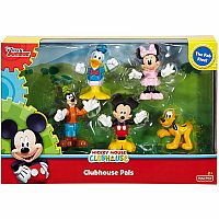 Mickey Mouse Clubhouse Pals Figures