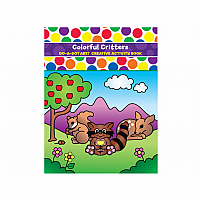 Do A Dot Colorful Critters Activity Book