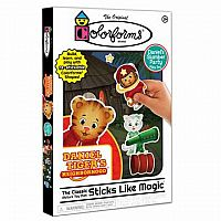 Daniel Tiger Colorforms®  Set