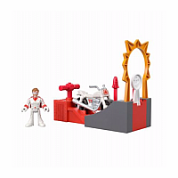 Imaginext Toy Story 4 Duke Kaboom Playset