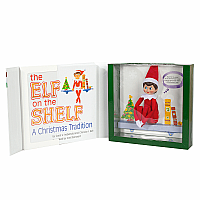 Elf on the Shelf Girl