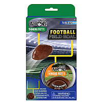 Football Touchdown Thinking Putty