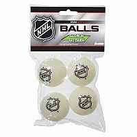 NHL Mini Hockey 6pc Replacement Balls
