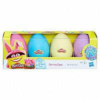 Play Doh 4 pack Eggs