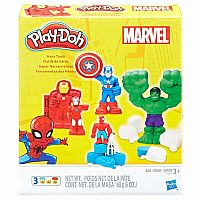 Marvel Hero Tools Play-Doh