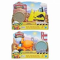 Wheels Mini Vehicle Play-doh