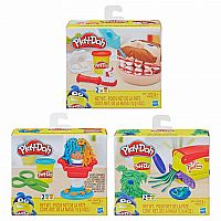 Mini Classic Play-doh set