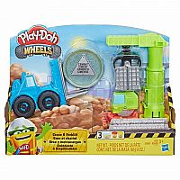 Play-Doh Wheels Crane & Forklift