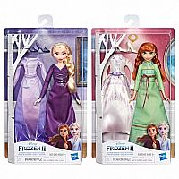 Frozen Doll with Fashion Accessories