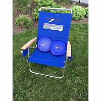 Slot Chair (blue)