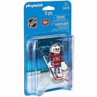 NHL® Montreal Canadiens® Goalie