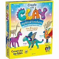 Mythical Creatures - Create with Clay