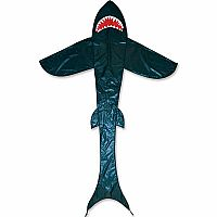 11 ft. Shark Kite - Black