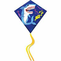 25 in. Diamond Kite - Shark