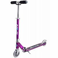 Metallic Purple Sprite Scooter