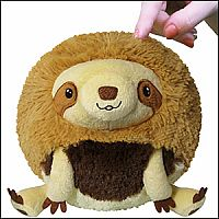 Mini Baby Sloth Squishable