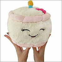 Mini Birthday Cake Squishable